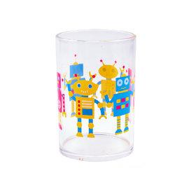 ~mocodo~機器人圓形漱口杯