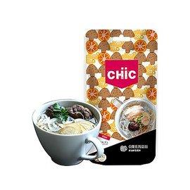 CHiC Q彈蒟蒻麵~麻油鮮菇