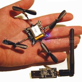 Crazyflie Nano Quadcopter Kit 6~DOF with Craz