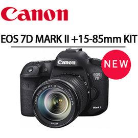 ~ 零利率 送SD 64G 高速卡~CANON EOS 7D2 II 7D MARK II