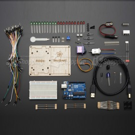 ARDX~v1.3 Experimentation Kit for Arduino ^(U