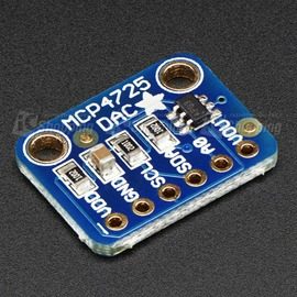 MCP4725模組~ 12~Bit DAC w╱I2C接口 ~ Adafruit•3680