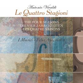 VPC85010 韋瓦第Vivaldi:四季小提琴協奏曲  阿優Felix Ayo 小提琴