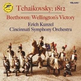 80640 柴可夫斯基:1812序曲 貝多芬:威靈頓的勝利 李斯特:匈奴之戰 Tchaik
