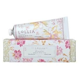 【美國代購】LoLLIA~呼吸~乳油木護手霜~35ML~