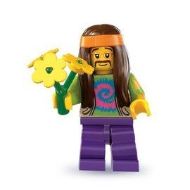 樂高Lego ~8831 人偶包第7代 ^~ 嬉皮 ~