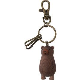 黑熊原木鎖圈 棕熊 1288302