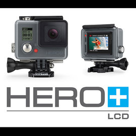GoPro HERO LCD ^(忠欣 貨^) 一年!入門 1080 60p 內建螢幕!送