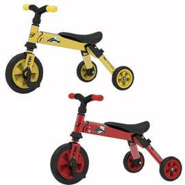 TCV 二合一摺疊式三輪滑步車