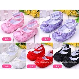 寶寶鞋 學步鞋 軟底防滑嬰兒鞋^(11.5~12.5cm^) MIY0050 好娃娃