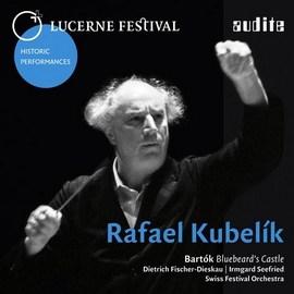 95626 琉森音樂節歷史名演^(4^) 庫貝利克 巴爾托克:藍鬍子的城堡 Lucerne
