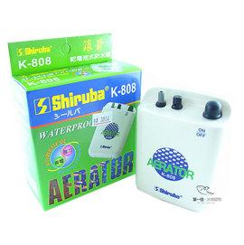 ^~第一佳水族寵物^~ 銀箭Shiruba 乾電池打氣馬達 打氣機 空氣幫浦 ^(單孔打氣