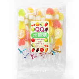 志烜串串QQ水果糖^(230g^)