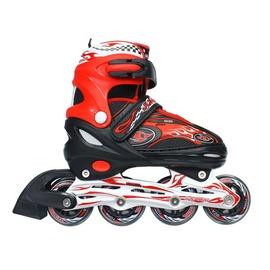 義大文具~成功 鋁合金伸縮溜冰鞋 單雙 S0420  健身 直排輪