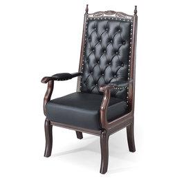 MS80~AO~02GT 法官椅~透氣皮~1人座~單張