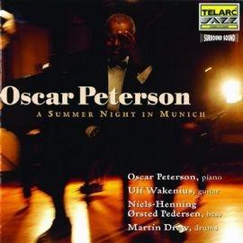 83450 奧斯卡.彼德森_慕尼黑的夏夜 Oscar Peterson:A Summer