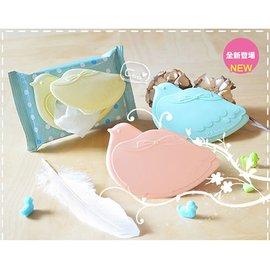 Bitatto  重覆黏濕紙巾專用盒蓋-幸福咕咕鴿系列