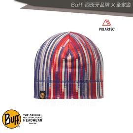 ~全家遊戶外~㊣Buff 西班牙 線條瀑布 POLAR保暖帽 BF111401~555~1