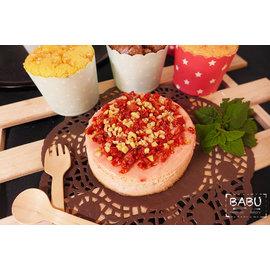 ~迷你4吋~甜甜草莓重乳酪蛋糕