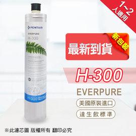 水蘋果居家淨水~ ~Everpure 美國 平行輸入 H300 濾心 E0005