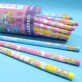 利百代小天使 CB~202 兒童 大三角鉛筆 筆擦 一筒36支入^~促15^~^~MIT製