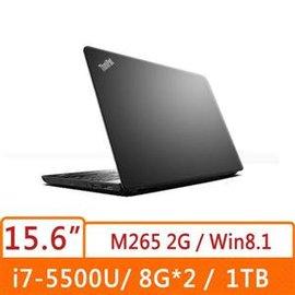 ~人言水告~Lenovo E550 20DF005BTW 15.6吋商務筆電 黑  ~預計