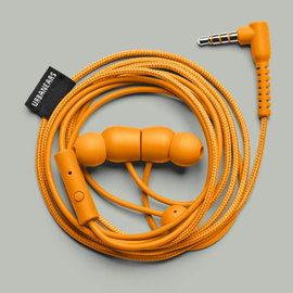 志達電子 BAGIS bonfire orange營火橘 Urbanears 瑞典 耳道式