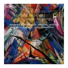 SACD2126 浮光掠影 – 弦樂團作品集 Visions fugitives – mu