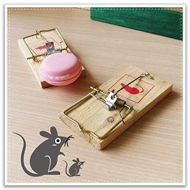 【Q禮品】A2640 捕鼠器/極限挑戰/訓練組織協調力/木製捕鼠夾/捕鼠板/捕鼠器疊疊樂/老鼠板/老鼠夾/夾鼠板/陷阱夾