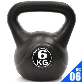 KettleBell重力6公斤壺鈴(13.2磅)6KG壺鈴.C109-2106.拉環啞鈴搖擺鈴.舉重量訓練.運動健身器材.推薦哪裡買