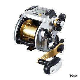 ◎百有釣具◎SHIMANO PLEMIO 電動丸 電動捲線器3000型  新版 再送500米PE線