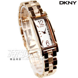 NY2429 貨 DKNY Grace 光燦魅力 腕錶 女錶 不�袗� 玫瑰金電鍍