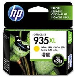 ~HP 墨水匣~ HP C2P26AA ^#935XL 黃色高容量墨水匣