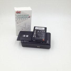 手機萬能充電器 電池座充 萬用電池充電器 電池萬用充電器 快速通用USB充電頭