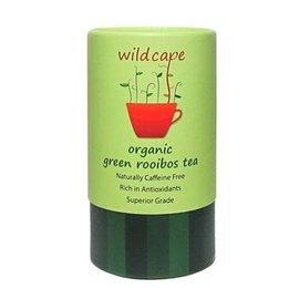 【紫貝殼】『ZA02』南非國寶茶Wild Cape 野角有機南非南非博士綠茶-40包/罐【天然生成無咖啡因、低單寧酸、溫和無澀味】