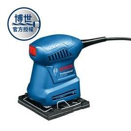 BOSCH 砂紙機GSS1400★低振動★單手操作 易於掌握★底板部件更換方便