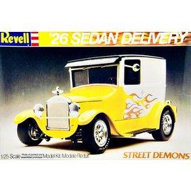 美國Revell 26 SEDAN DELIVERY STREET DEMONS 絕版典藏