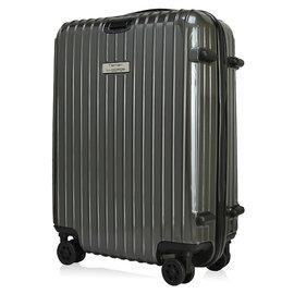~極緻箱旅~28吋 德國拜耳100^%PC鏡面輕量防水拉鍊耐壓抗撞擊 旅行箱 行李箱 拉桿