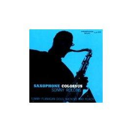 桑尼.羅林斯:薩克斯風巨人   LP  Sonny Rollins:Saxophone C