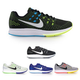 NIKE AIR ZOOM STRUCTURE 19 男慢跑鞋   路跑~02015161