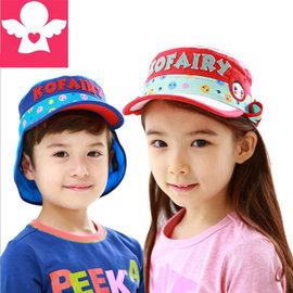 採購世界~字母宇宙星球兒童護頸防曬遮陽棒球帽盆帽141010