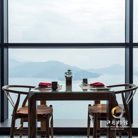 【日月潭】日月行館 - 東方料理午餐券 + 空中步道觀景台