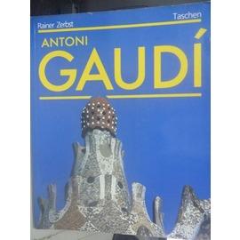 ~書寶 書T7╱建築_PIJ~Antoni Gaudi _ZERBST RAINER
