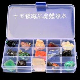 5Cgo ~ 七天交貨~ 45719280624 礦物礦石晶體標本盒天然水晶瑪瑙青 奇石寶