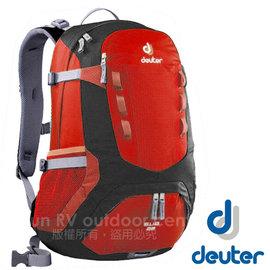 【德國 Deuter】SUB 28L 登山露營旅行背包/登山.背包客.自助旅行.雙肩背包.旅行包_紫/黑 4810715