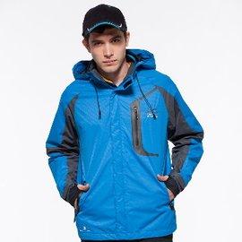 來自 休閒領導品牌~Sasaki~全天候防水透濕 夾克 ^(多 內裡^) 803146