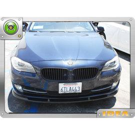 4174泰山美研社BMW F10 新大五m5型 消光黑框水箱罩 5S F10 F11 M5
