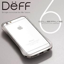 DEFF iPhone 6 Cleave 鋁合金邊框