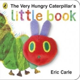 lt 掌中型毛毛蟲指偶書 gt VERY HUNGRY CATERPILLAR LITTL