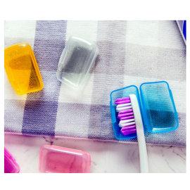 新竹市-卓也合 (透氣) 旅行用 可擕式 牙刷盒/牙刷頭保護套/牙刷套/保護殼